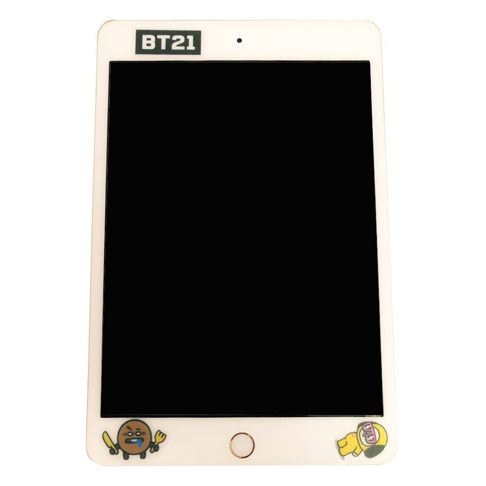 BTS Stickers and Facial Decals Paper Doll Sticker Pack Set for Phone Car Pad Laptop Water Bottles,Bangtan Boys Gift Set for Army by KPOPBTS (Image #4)