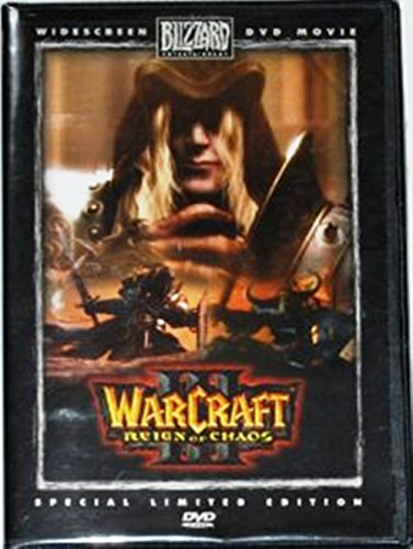 Warcraft Iii   Reign Of Chaos  Special Limited Widescreen Edition