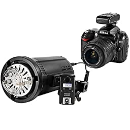 Neewer Meike NW-RC10N 2.4GHz Wireless LCD 1/8000s HSS TTL Studio Flash Speedlite Trigger Transceiver for Nikon D610 D800E D800 D700 D300s D300 D600 D5300 D5200 D3100 D7100 D90 D4s D3 (2 Pieces)