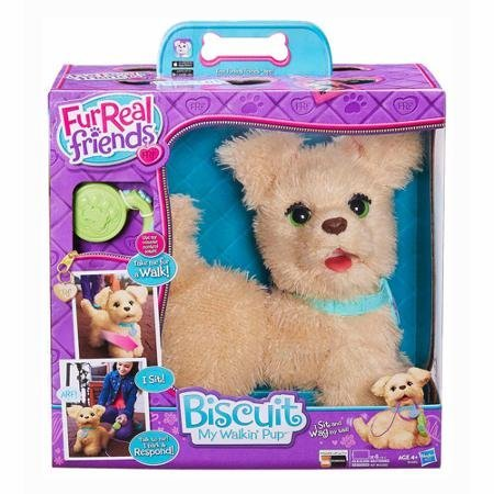 FurReal Friends Get Up & GoGo My Walkin Pup Pet Biscuit by FurReal (Image #1)