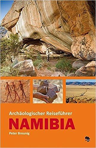 Book Archaologischer Reisefuhrer Namibia