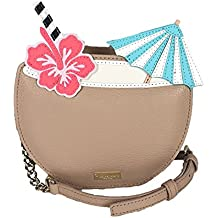 Kate Spade Breath of Freash Air Coconut Cocktail Crossbody, Multi