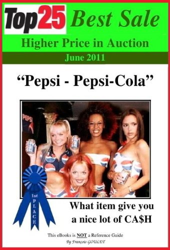 Top25 Best Sale Higher Price in Auction - PEPSI
