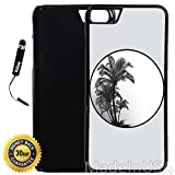 Custom iPhone 8 Case (A614) Edge-to-Edge Plastic Black - Best Reviews Guide