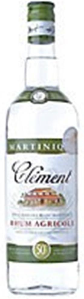 Ron Clement Blanco 50 ° 1L: Amazon.es: Alimentación y bebidas