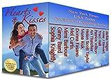 Hearts and Kisses: 12 Contemporary Valentine Novels and Novellas Boxed Set (English Edition)