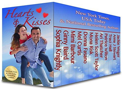 Hearts and Kisses: 12 Contemporary Valentine Novels and Novellas Boxed Set