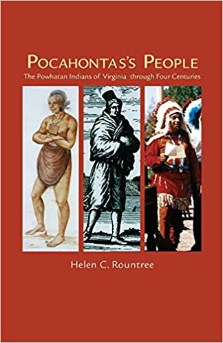 Powhatan Tribe Art