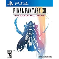 Deals on Final Fantasy XII: The Zodiac Age Square Enix, PlayStation 4
