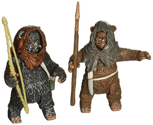 Ewok Toy (Star Wars 30th Anniversary - Romba and Graak Ewoks 3