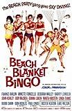 Beach Blanket Bingo POSTER Movie (11 x 17 Inches - 28cm x 44cm) (1965)