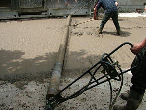 Belle Concrete Drag Placer Rake