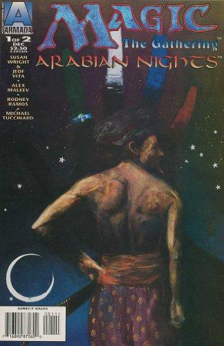 Magic: The Gathering- Arabian Nights, Edition# 1 (Gathering Magic Arabian Nights)