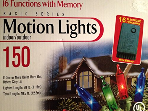 Motion Lights Indoor Outdoor Functions product image