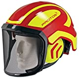 Pfanner Protos Helmet - Red & Yellow