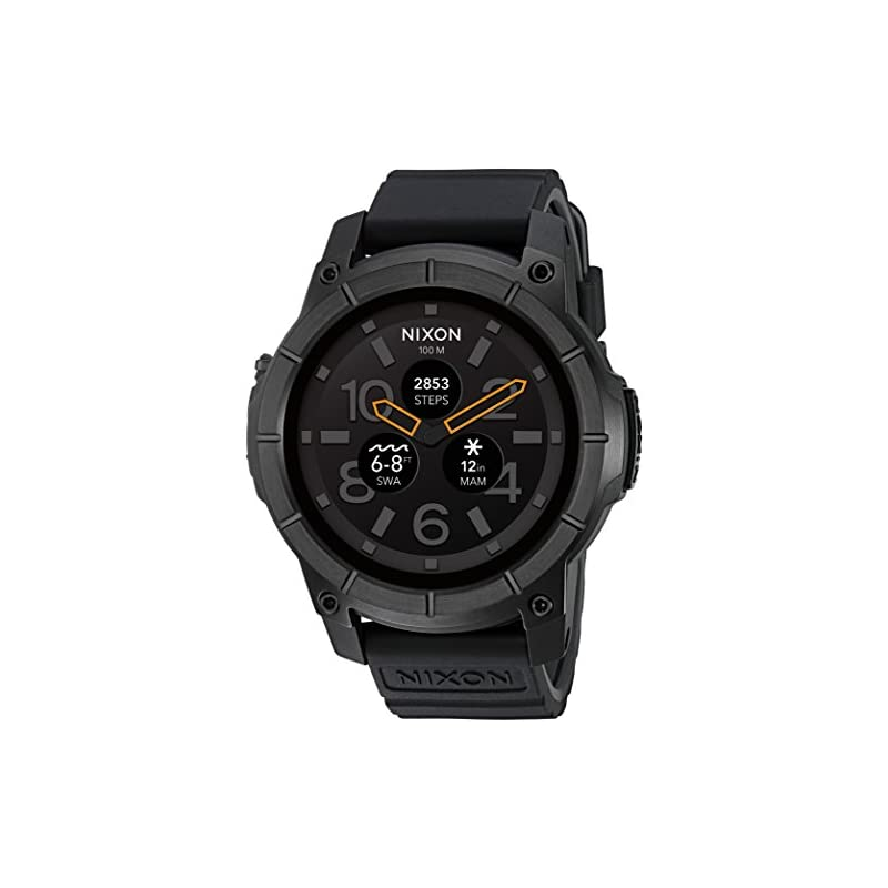 Nixon Mission Action Sports Smartwatch A