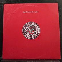 King Crimson - Discipline - Warner Bros. Records - BSK 3629, EG - BSK 3629
