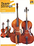 img - for Team Strings 2: Cello (Book & CD) book / textbook / text book