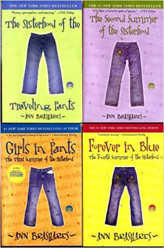 Listen to sisterhood of the traveling pants by ann brashares at.