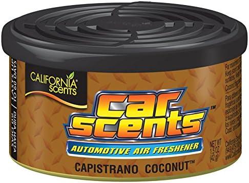California Scents 1216 CAR FRESHENER CS Capistrano SCENTS Coconut