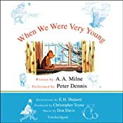When We Were Very Young: A.A. Milne's Pooh Classics, Volume 3 | A. A. Milne