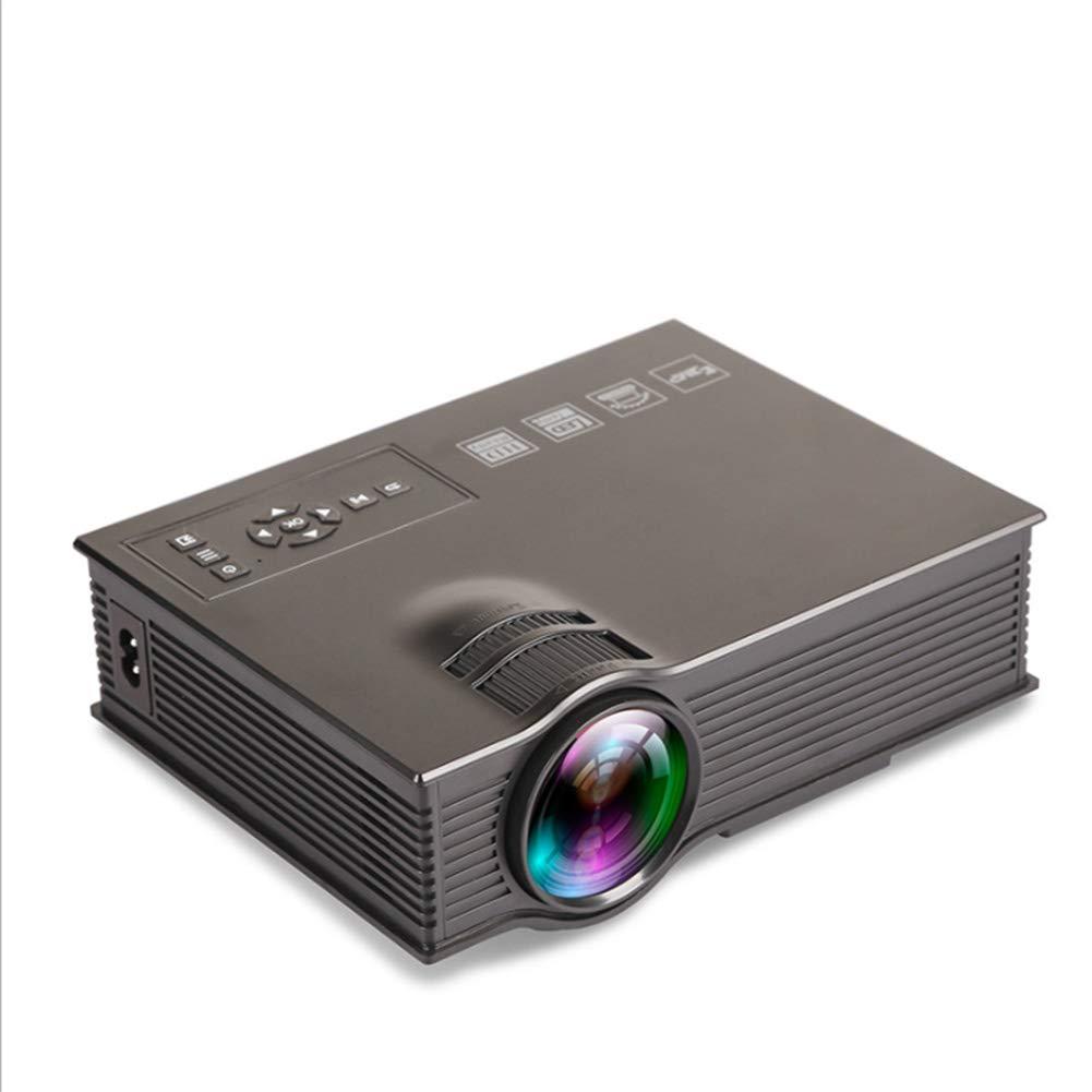 YFQH Proyectores, Mini Proyector Micro LED Portátil para El Hogar ...