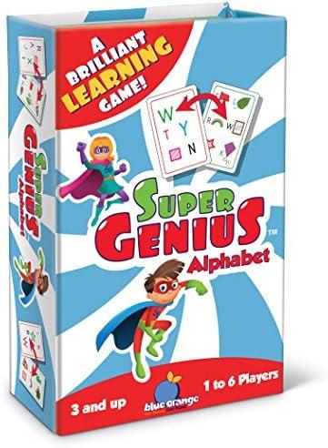 Blue Orange Super Genius Alphabet product image