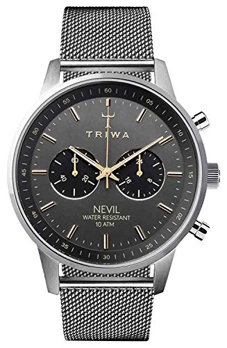 TRIWA watch SMOKY NEVIL NEST114-ME021212