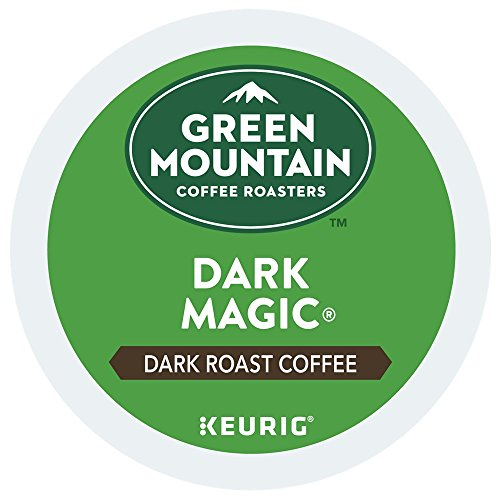 Green Mountain Coffee Dark Magic single serve K-Cups for Keurig brewers, 24 Count