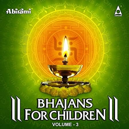 Bhajans For Childrens Vol - 3