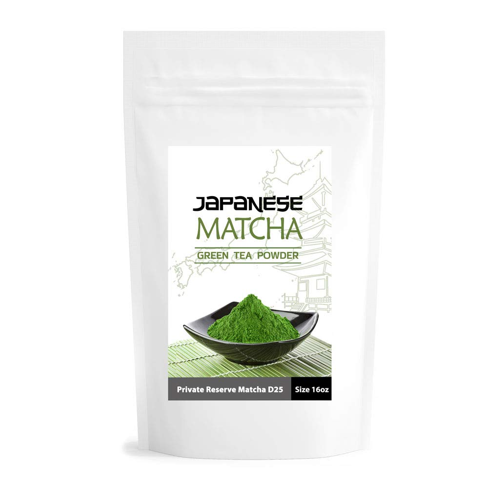 Ceremonial Japanese Green Tea Matcha | Private Reserve D25-1lb | Pure Matcha Exclusive Grade Quality | Matcha Outlet