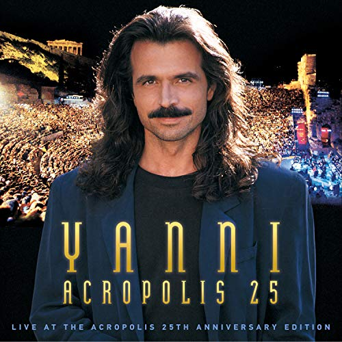 Yanni - Live at the Acropolis - 25th Anniversary Remastered Deluxe Edition