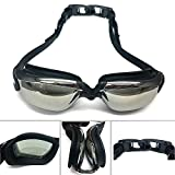IKING SWIM GOGGLES Swimming Goggles for Adult Men Women Youth Kids Child,UV Protection,Anti Fog Technology