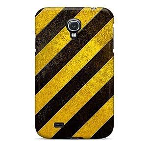 Saraumes Galaxy S4 Hybrid Tpu Case Cover Silicon Bumper Hazard by icecream design