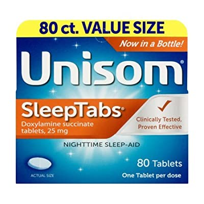 Unisom Sleep Tabs