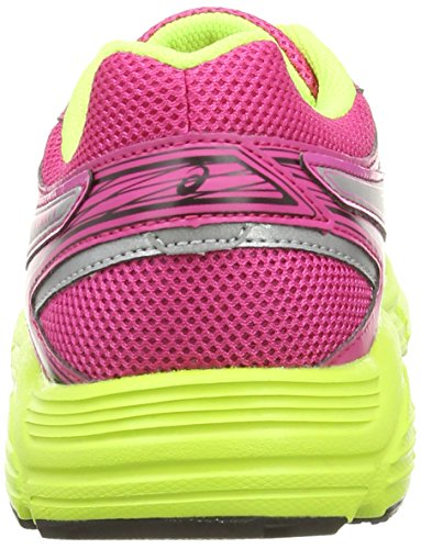Hot Sportive Pink 7 2093 silver Donna Yellow flash Asics Patriot Scarpe fXXaq