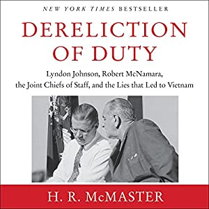 Dereliction of Duty Hörbuch