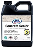 Rainguard SP-4003 32 Oz Concentrate (Makes 5 Gallons) Premium Grade Concrete Sealer, Water Repellent Protection for Concrete Surfaces