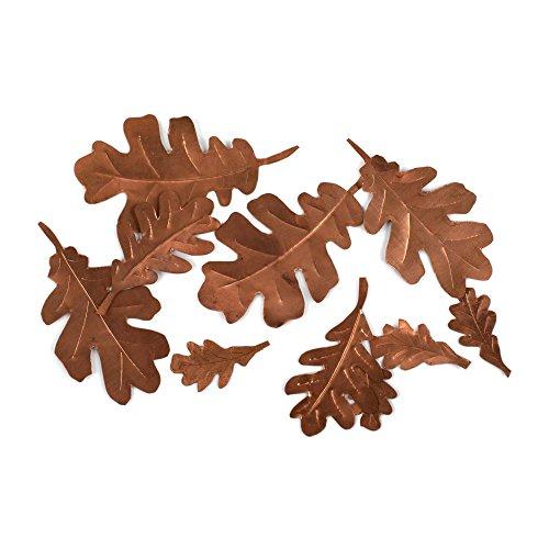Design Ideas Copper Leaves -