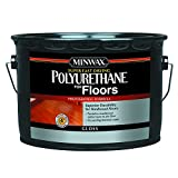 Minwax 130300000 Super Fast-Drying Polyurethane For Floors, 2.5 gallon, Gloss
