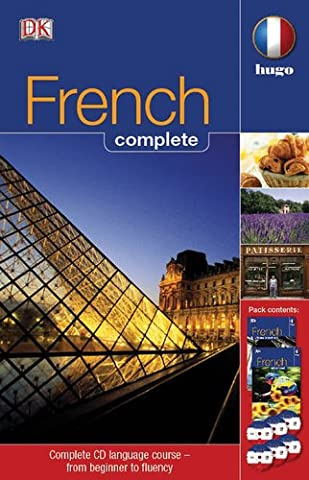 Hugo Complete French: Complete CD language course from beginner to fluency (French Complete Course)