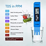 VIVOSUN PH Meter, TDS and EC Meter, Soil Tester