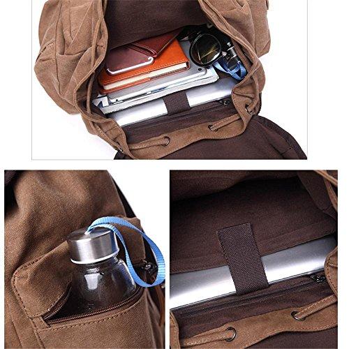 TT Segeltuch-Rucksack-Spielraum-Beutel Art und Weise Reißverschluss Umhängetasche ihAaqxi