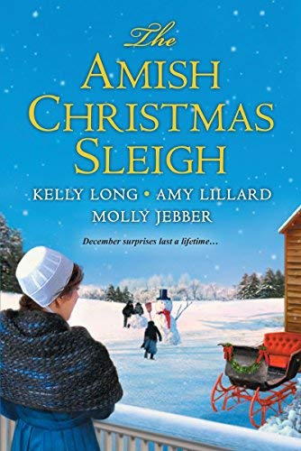 The Amish Christmas Sleigh Paperback - September 29, 2015