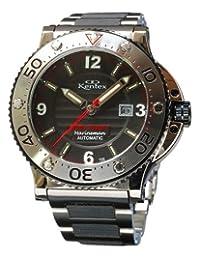 Kentex Marin Super Man dive 111 S601M-01 Mens Watch (japan import)