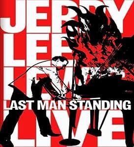 Amazon Com Jerry Lee Lewis Last Man Standing Live Cd