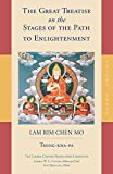 The Great Treatise on the Stages of the Path to Enlightenment, Tsong-kha-pa, 1559394447