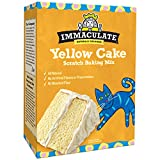 Immaculate Baking Mix, Yellow Cake, 21.0 Ounce (Pack of 8)