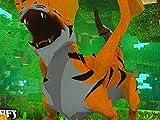 Clip: Alpha Tiger Dragon Attacks!