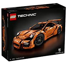 Lego Technic Porsche 911 GT3 RS by Lego Technic Porsche 911 GT3 RS